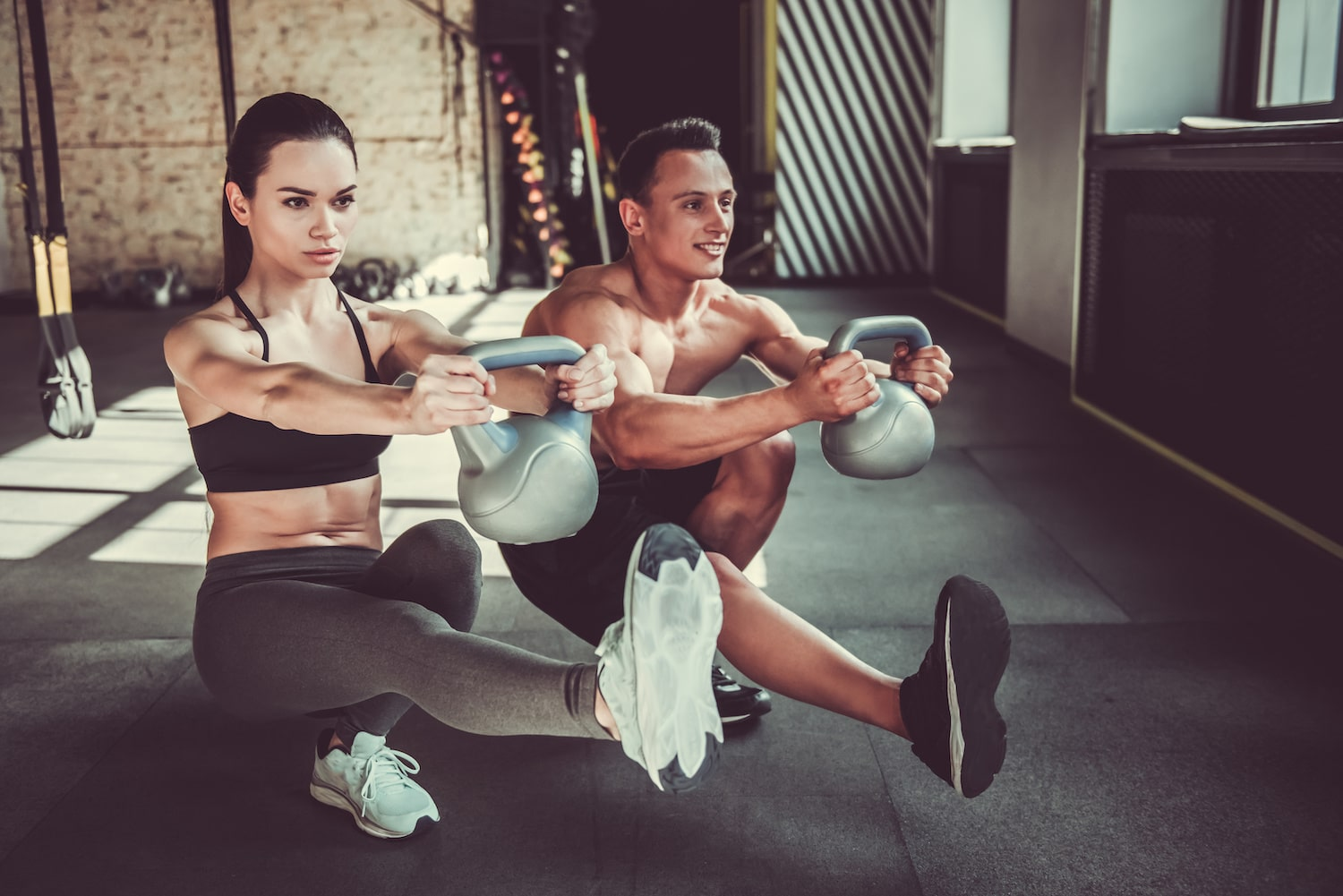 4 Benefits of Working Out as a Couple this Valentine's Day
