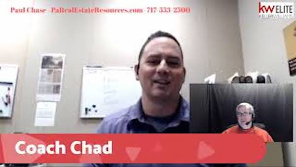 "Coach Chad on ""The 3 Big FAT Lies About Weight Loss"" on the ""I've Got A Friend Webcast"" with Paul Chase"