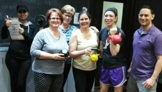 Small Group Personal Training at Cause and Effects Fitness